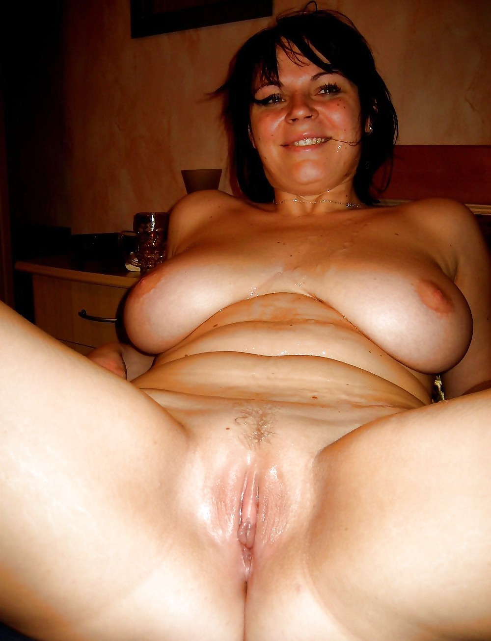 Realmonstersex fuckng pussy nude image