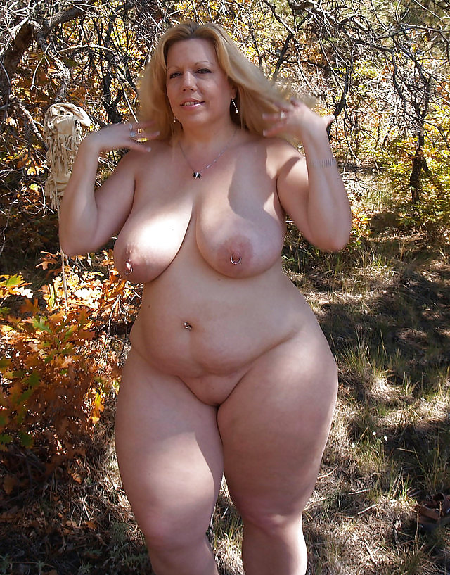 фото голых женщин толстушек